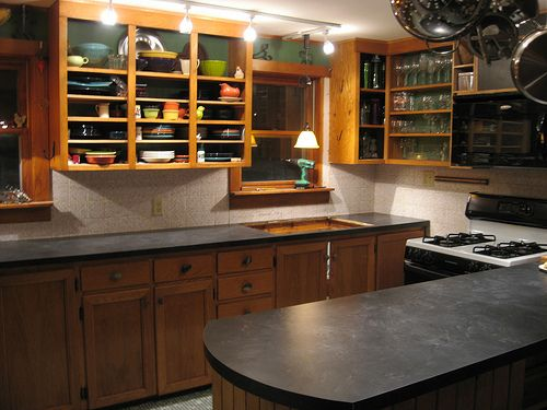 Oiled Soapstone Laminate Re Mix Butcher Block And Oiled