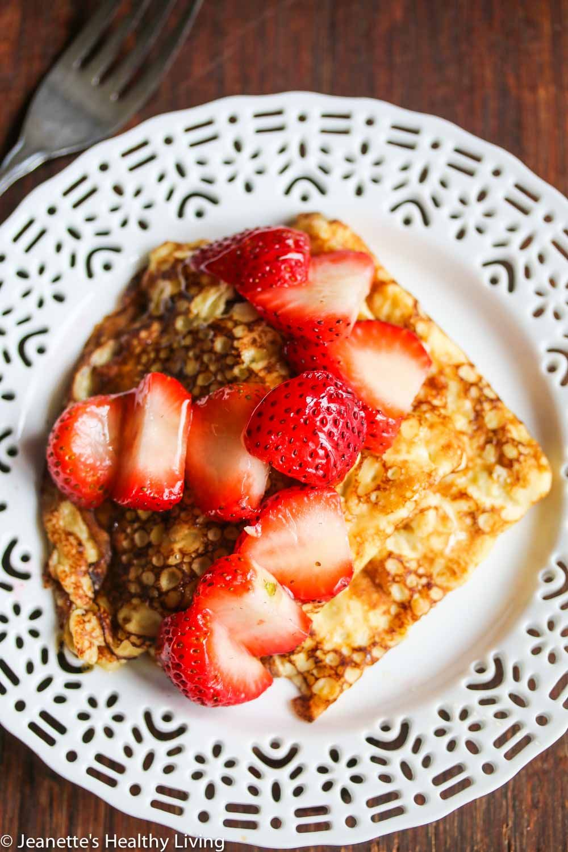 GlutenFree Swedish Pancakes Recipe Swedish pancakes