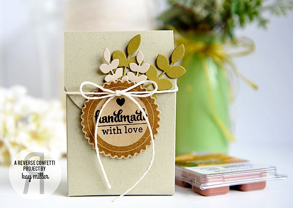 Inspiration from a Gift Bag