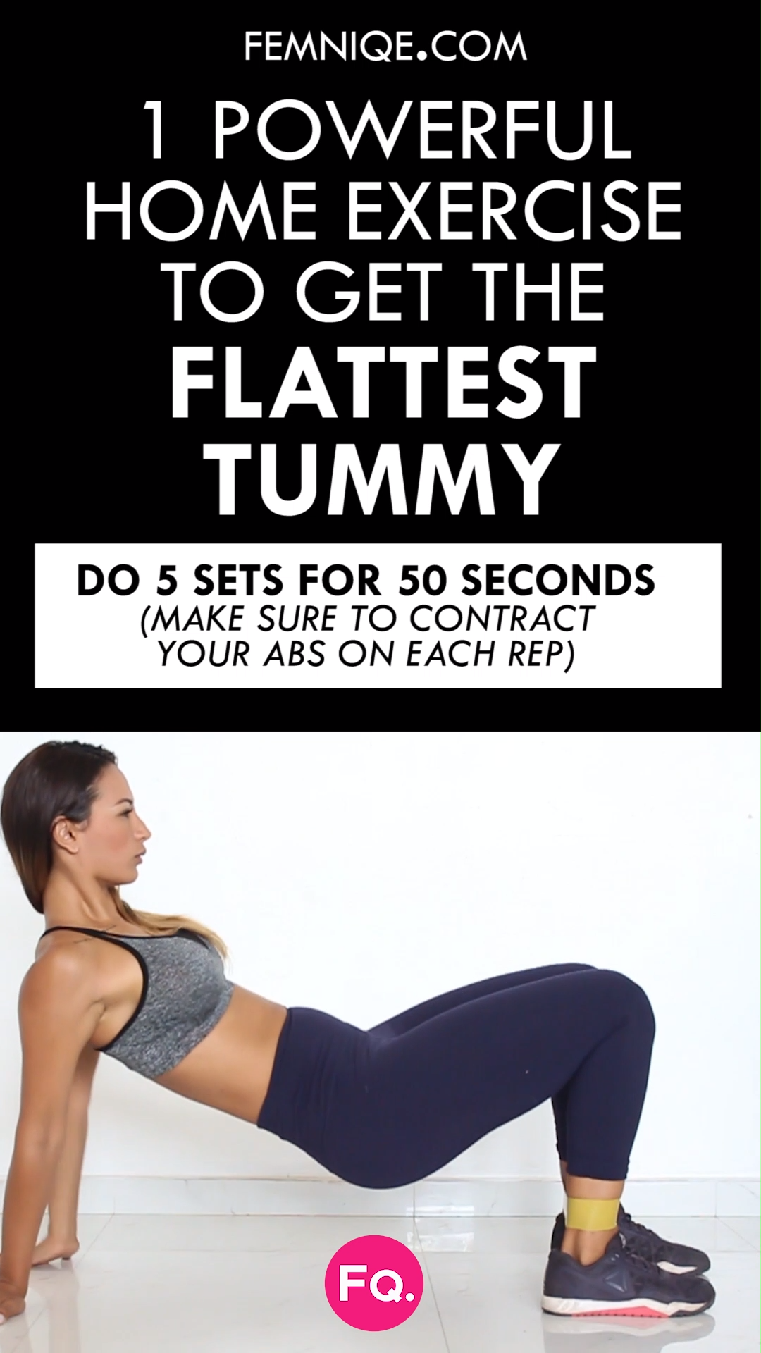 Photo of 3 Flat Tummy Exercises That Work (Drop 2-4 Inches Off Your Waistline!)