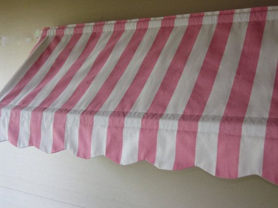 Custom Made Indoor Awning 14 1 2 Quot High And 71 To 86