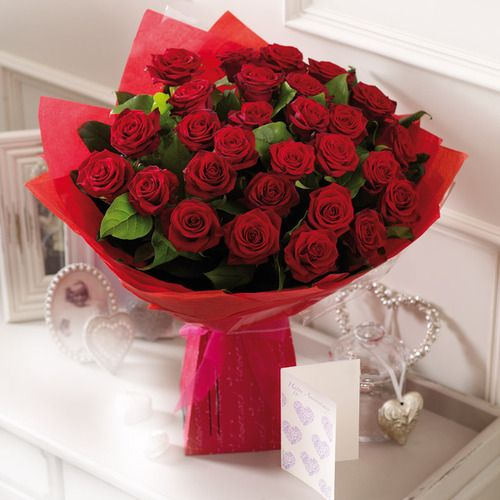 Pin by crazy girl on flowers pinterest flowers dont like red roses but very pretty for 3 dozen roses mightylinksfo