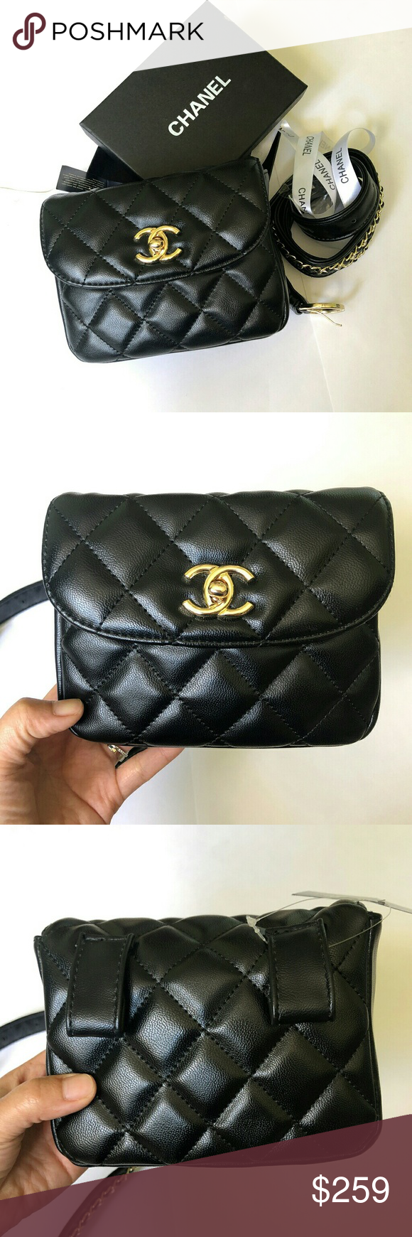 d4620fac7fa7 New Chanel VIP gift Fanny pack belt bag Brand new Authentic Chanel VIP gift  Fanny pack