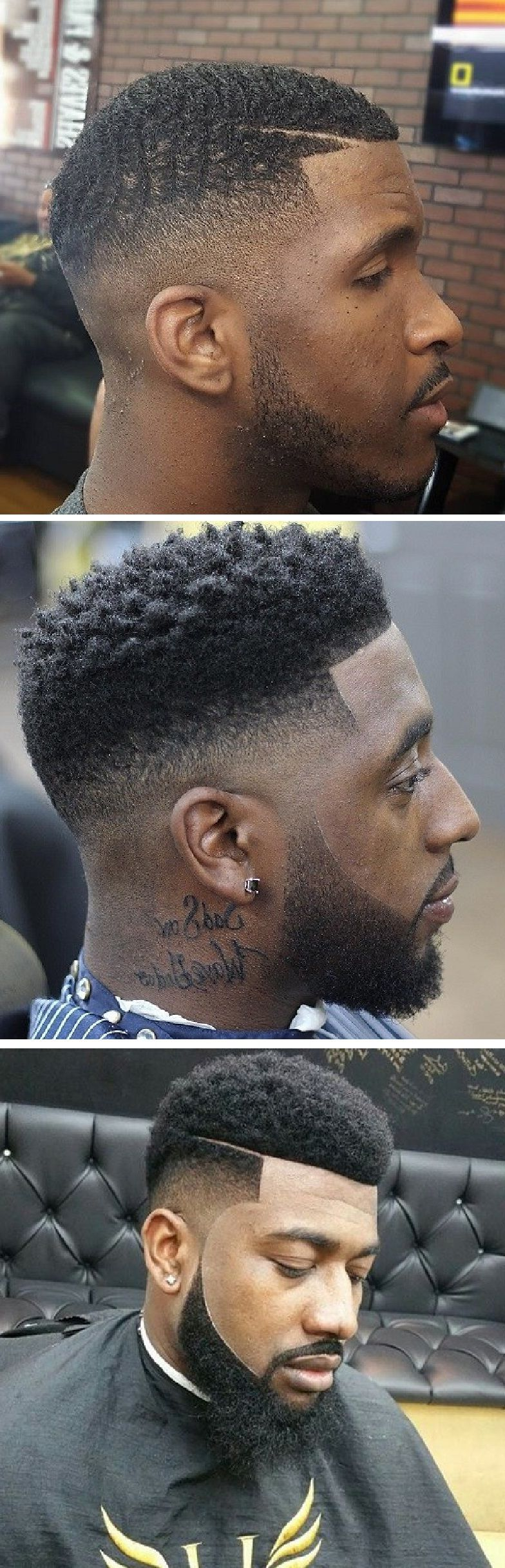 Different Types Of Fades Haircuts For Black Men Latest Hairstyles