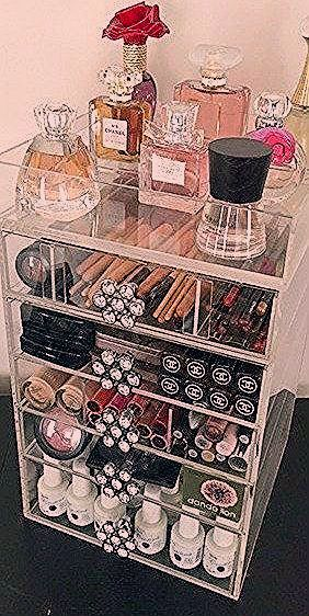 Photo of 42 Gorgeous Makeup Organization for Your Room – decoarchi.com