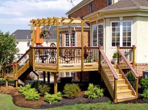 Distinctive Deck Designs The Leading Fairfax County Deck Design