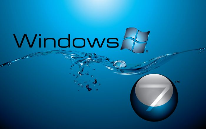 Windows 7 Logo Wallpapers Wallpaper Cave