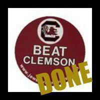 Beat Clemson~DONE! 4 PEAT!