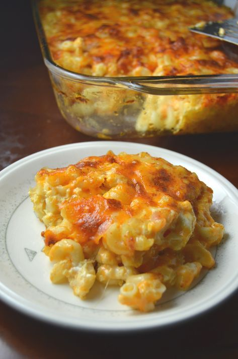 Baked Macaroni and Cheese | A Taste of Madness