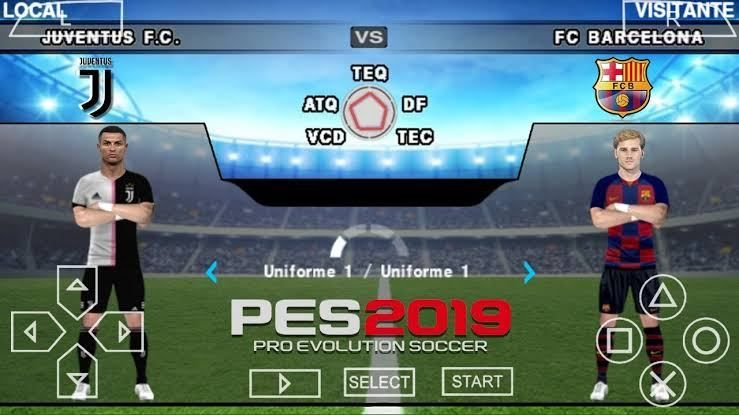 Pes 2020 Ppsspp Pes 2020 Psp Iso File English Free Download The Score Nigeria In 2021 Psp Game Download Free Free Download
