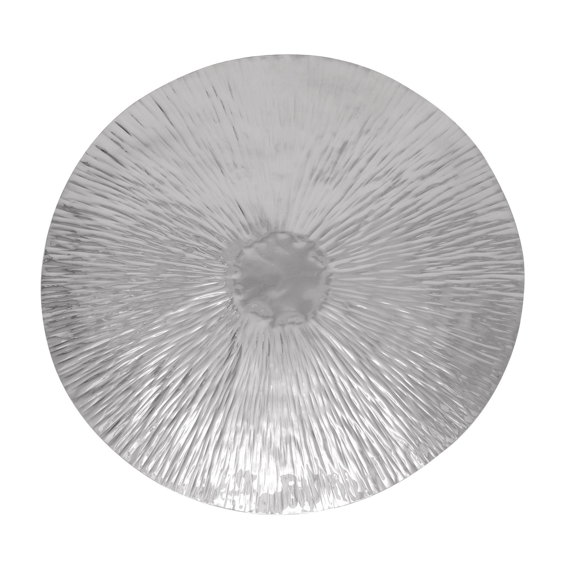 Studio 350 24 Inch Contemporary Circular Variegated