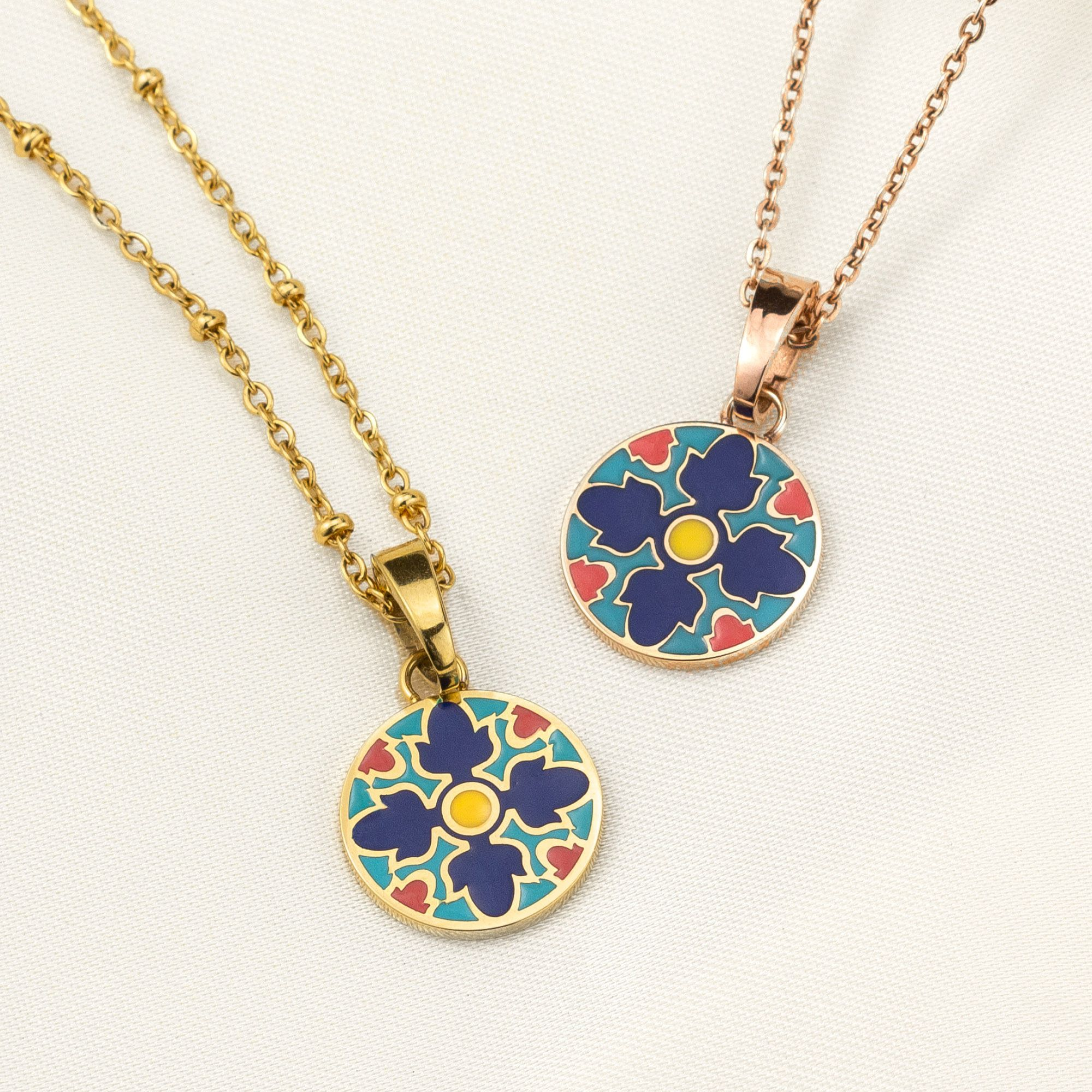 Our New Friendship Pendants Are Inspired By The Alstroemeria Flower Friendship Flower Maduma Pendant Is A Symbo In 2020 Jewelry Inspiration Heritage Jewellery Jewelry