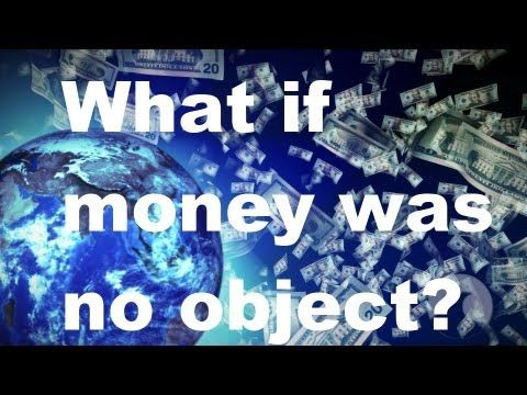 What would you do if money were no object? Alan Watts on the meaningful life.