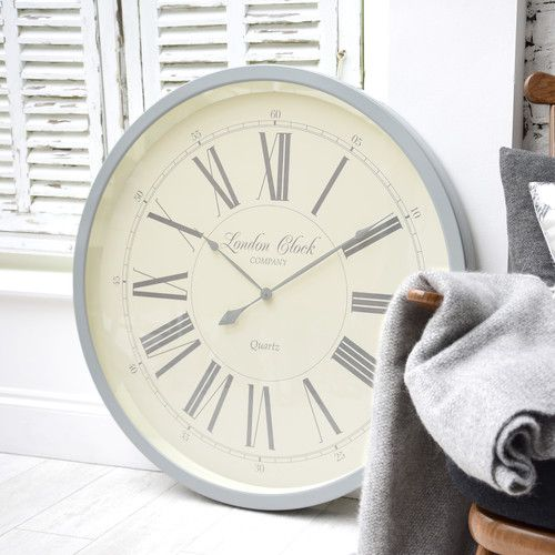 Found It At Wayfair Co Uk Heritage Oversized 100cm Statement Wall Clock Bedroom Wall Clock Wall Clock Oversized Wall Clock