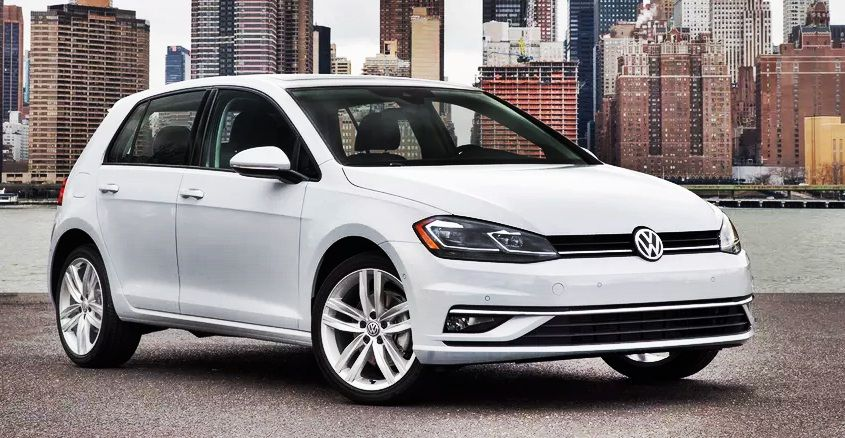 2018 Volkswagen Golf Is A Little Family Auto Delivered By The