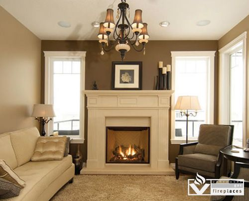 Mantels and House