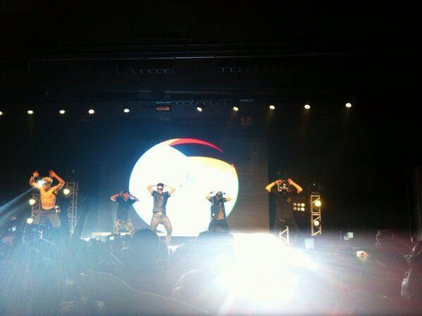 13.02.25 Kim Hyun Joong @ 2K13 Feel Korea show k-pop star Concert Brazil
