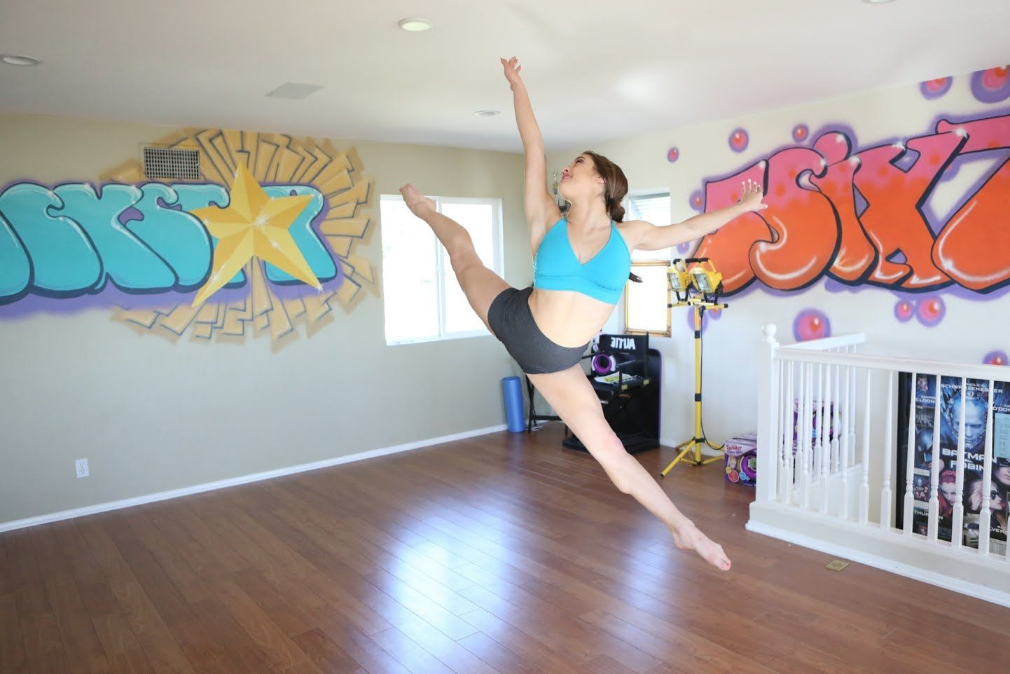 How To Do A Fouette Arabesque Jump Fouette Arabesque Jumps