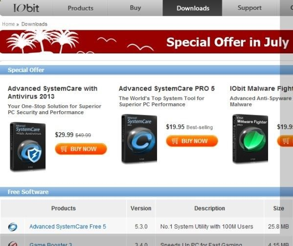 advanced systemcare with antivirus 2013 serial key free download