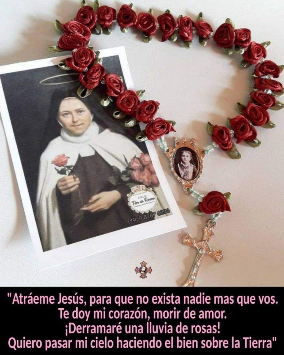 57 Ideas De Santa Teresita Del Niño Jesús En 2021 Santa Teresita Del Niño Jesus Teresita Del Niño Jesus Santa Teresa
