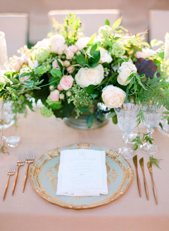An Ethereal Garden Party Wedding We Can\'t Believe Is Real | Ethereal ...