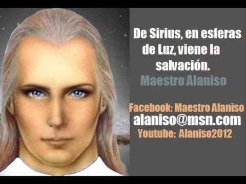 De Sirius, en esferas de Luz, viene la salvación- Maestro Alaniso