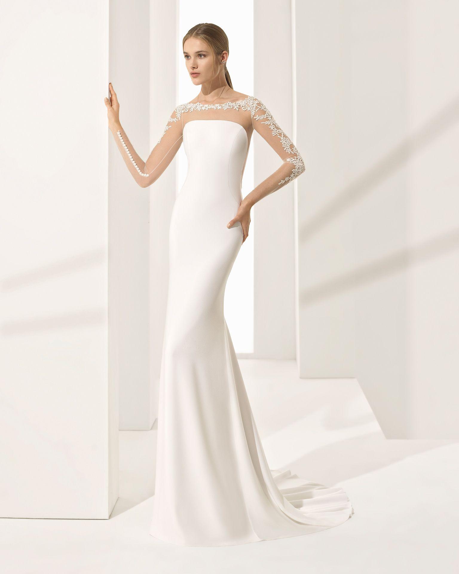 PARMA - Novia 2018. Colección Rosa Clará Couture   Hochzeitskleid ...