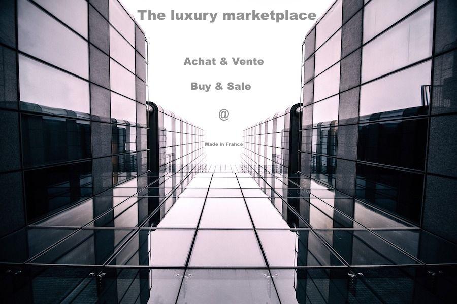 La marketplace de vente & d'achat d'article de luxe