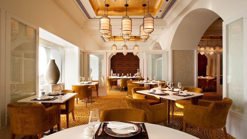 Majestic Taj Mahal Palace Mumbai Hotel India  Have A Seat 2 Beauteous Lake Hotel Dining Room Review
