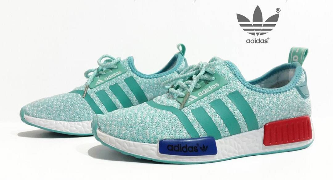 Adidas Md Runner Premium Green Size 37 40 Harga 320 Pemesanan