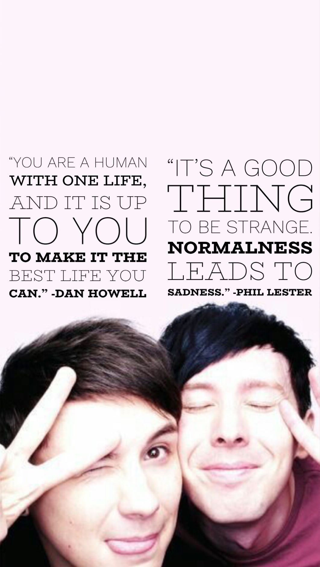 Dan And Phil Wallpaper IPhone