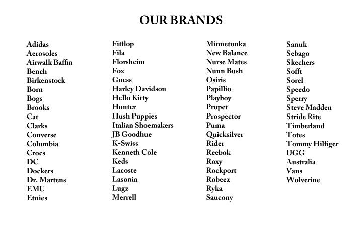 Image result for italian shoe brand names want list for Couture brand names