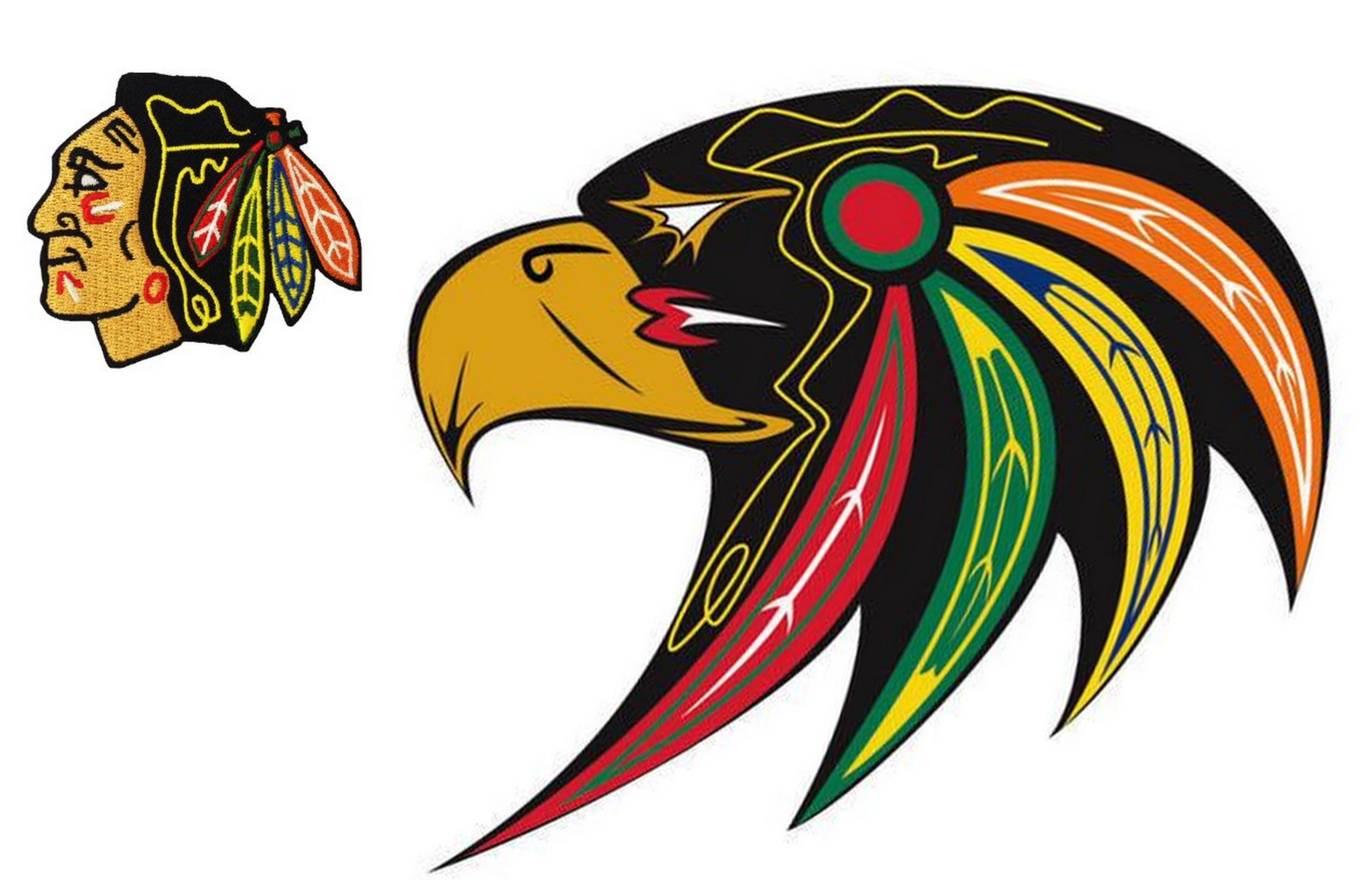 Blackhawks gear on chicago blackhawks logo chicago
