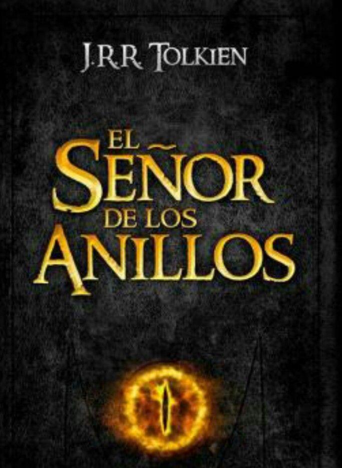 """Tolkien """" El Señor de los Anillos """""""