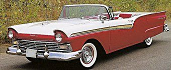 1950s Cars - Ford & 1950s Cars - Ford | Fordu0027s Of The 50u0027s | Pinterest | Car ford ... markmcfarlin.com