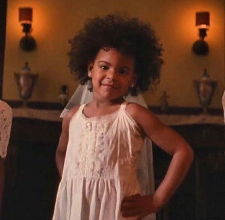 Pin By Gabriela Silva On Beyonce In 2020 Blue Ivy Carter Kids Hairstyles Natural Hair Styles