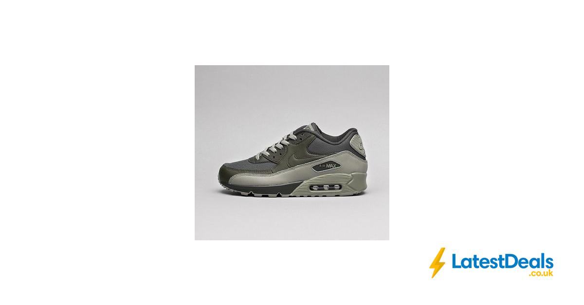 sale retailer f8634 4d843 Nike Air Max 90 Essential Trainer | Sequoia / Dark Stucco ...