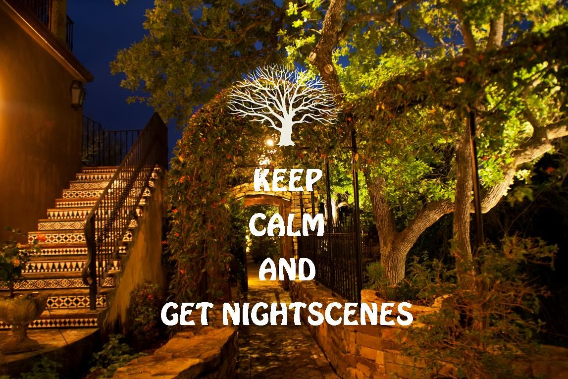 Keep calm and get nightscenes landscape lighting professionals www keep calm and get nightscenes landscape lighting professionals night scenes aloadofball Gallery