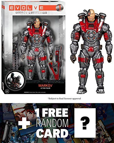 Markov Funko Legacy Collection X Evolve Action Figure 1 Free Video