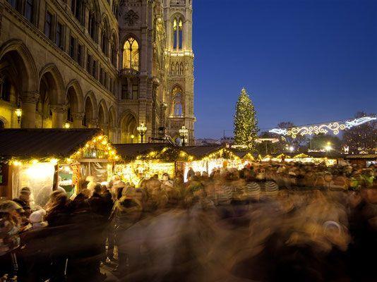 Vienna Christmas Market - Copyright  Wien Tourismus
