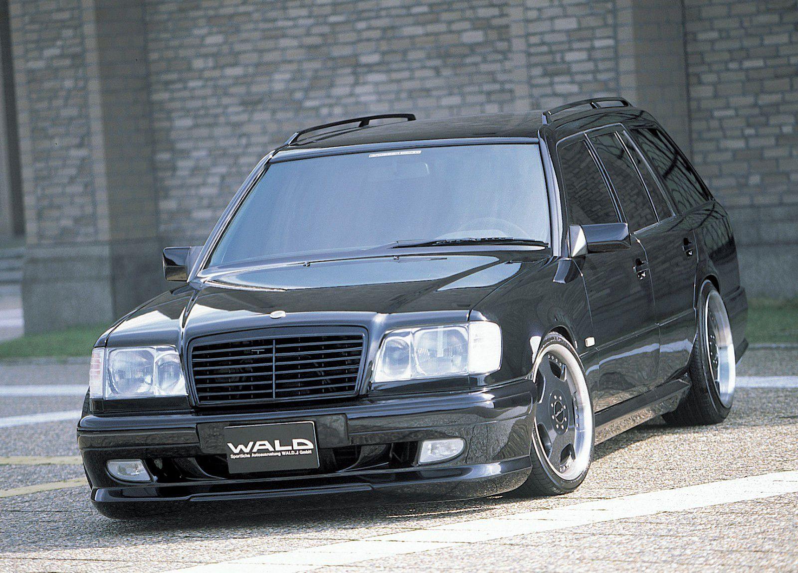 Tuning wald international mercedes benz e class estate w211 - 1997 Wald Mercedes Benz E Class W124 Wagon