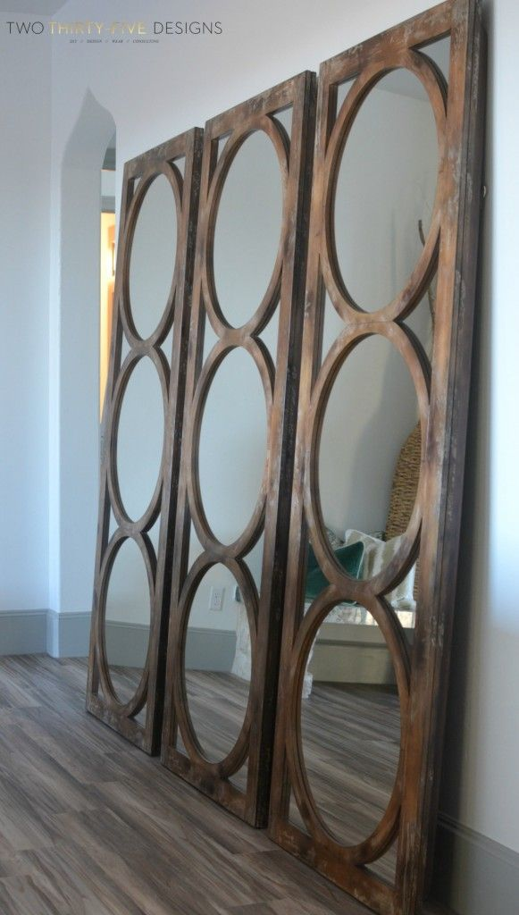 Spring Tour Home Home Living Room Designs Leaning Mirror