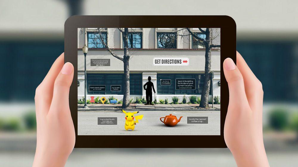 augmented reality technology pokemon prezi template for ...