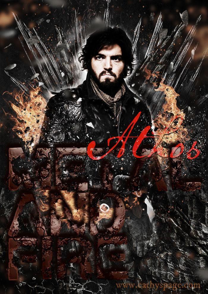 #Athos graphic I created today ;) #burketeers #tomburke @TomBurkeOnlinex @MrsAthos @cna2306 @emmamini2000