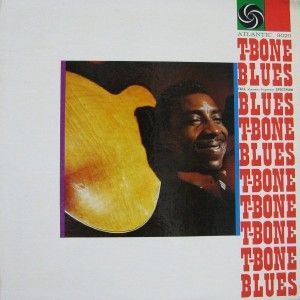 """T-Bone Walker, T-Bone Blues***: Though this wasn't as good a foray into the blues as what I listened to last night, it was still an enjoyable listen that showed how rock n roll was finding its way into every nook and cranny it could find. The best tunes on this one are the ones where T-Bone gets his """"rock n roll"""" on. Tunes like """"Shufflin' the Blues"""" and """"Play on Little Girl"""" showcase this. 7/28/15"""