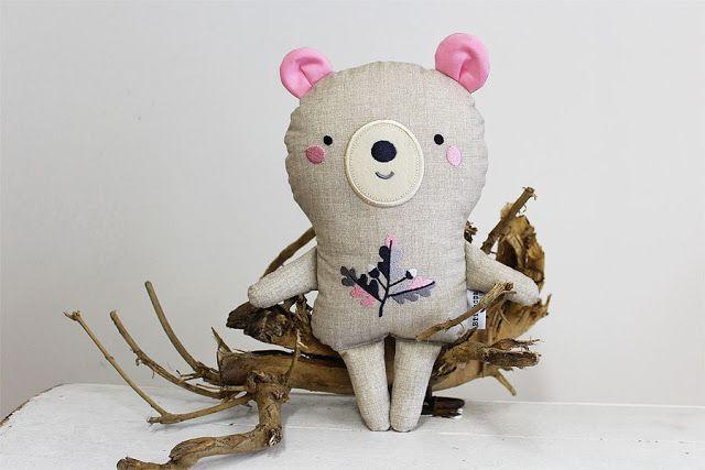 bear by Břichopas toys