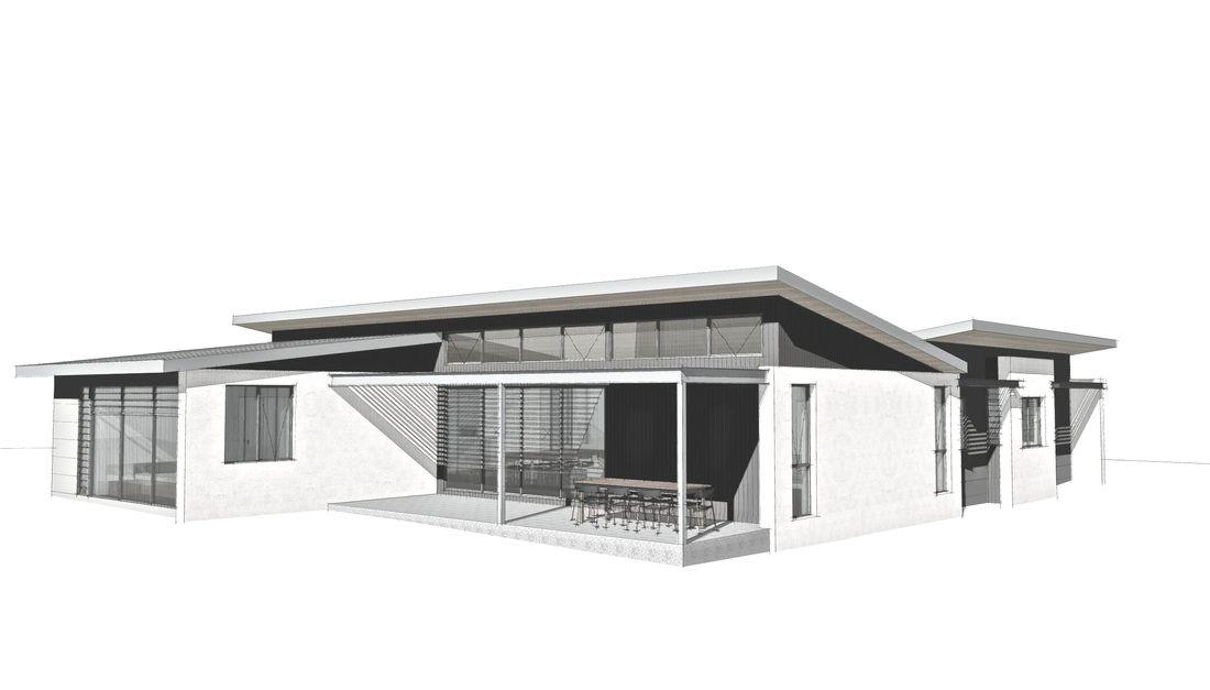Best Skillion Roof Rammed Earth Google Search Skillion Roof 400 x 300