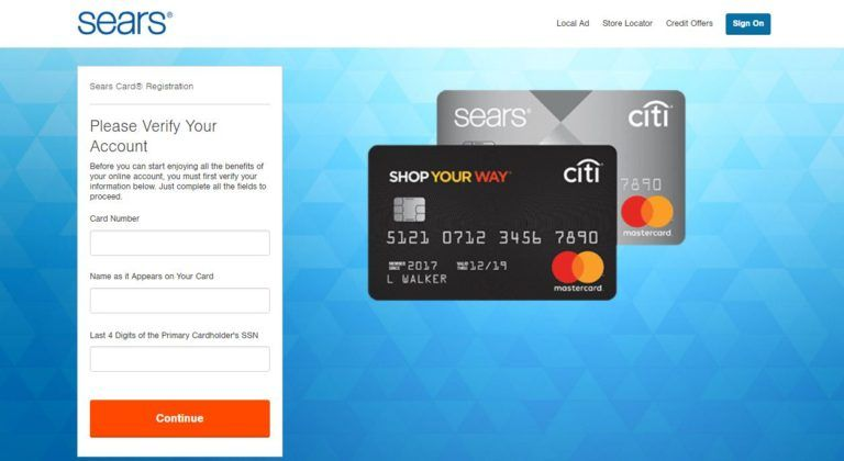 SEARS CARD ACTIVATION Activate Sears Credit Card or Sears