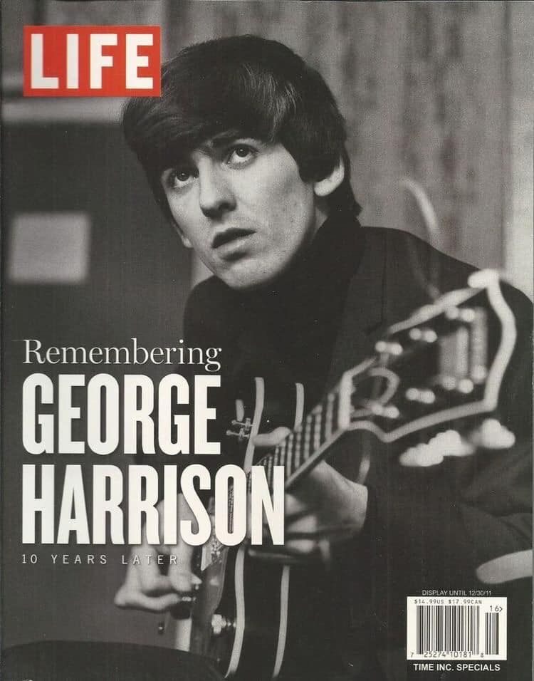 Pin by Mary Lynne on George Harrison in 2019 | Paul