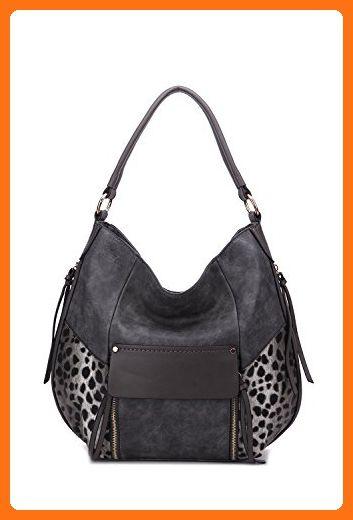 dc36ea9837e3 Hobo Handbags Shana Exclusive Crossbody Shoulder Bag MKF Collection  Designer Handbags by Mia K. Farrow